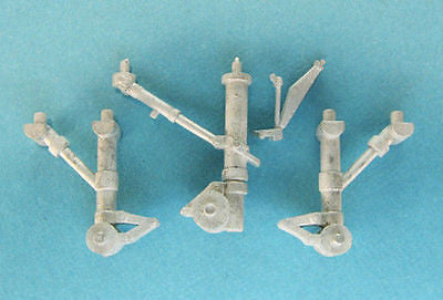 SAC 48252 CH-53/MH-53 Landing Gear  for 1/48th Scale Academy Model