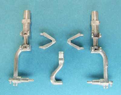 SAC 32080 T-6 Texan Landing Gear For 1/32nd Kitty Hawk Model