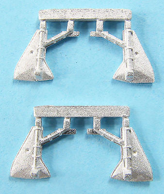 SAC 14420 Hurricane Landing Gear for 1/144th Scale Sweet Model  (2 Sets)