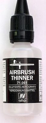 71061 Vallejo Model Airbrush Thinner 32 ml