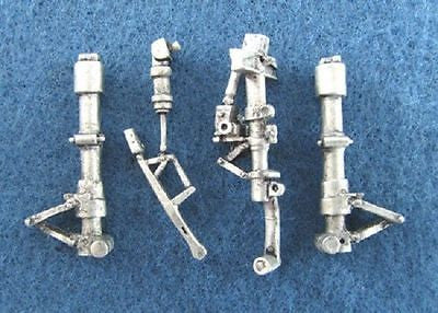 SAC 32043 F-86 Sabre Landing Gear For 1/32nd Scale Kinetic or Italeri Model