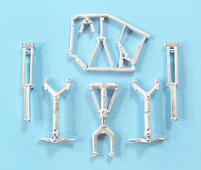SAC 72113 C-54 / DC-4 Skymaster Landing Gear for 1/72nd Scale Revell Model