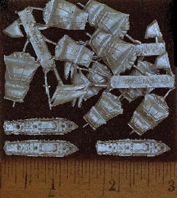 Fighting Sail Kit# 9002 - 44 Gun Frigate