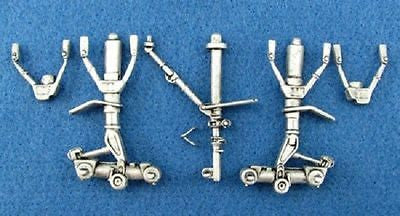 SAC 72005 XB-70 Landing Gear For 1/72nd Scale AMT / Italeri Model