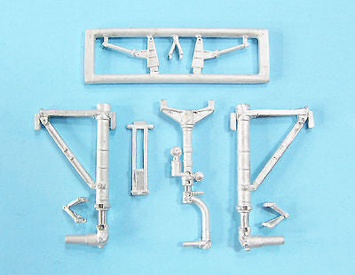 SAC 48293 P-61 A/B Black Widow Landing Gear for 1/48th Scale Hobby Boss Model