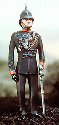 Kit# 9752 - British Officer 1910