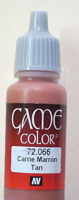 72066 Vallejo Game Color Paint: 17ml Tan