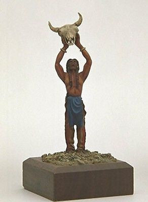 Kit# 9876 - Indian Buffalo Prayer
