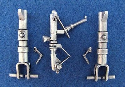 SAC 48067 Sr-71 Landing Gear For 1/48th Scale Testor, Italeri Model