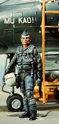 Kit# 9797 - U.S. Air Force Pilot