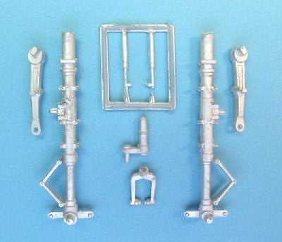 SAC 48182 Fw 190 Landing Gear 1/48th  Scale Dragon/DML Models