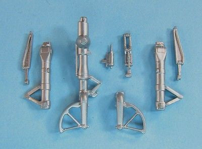SAC 48306 SAAB J-32 Lansen Landing Gear 1/48th Scale Hobby Boss Model