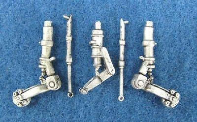 SAC 48065 Hawk Mk.1 Landing Gear For 1/48th Scale Italeri, Tamiya Model