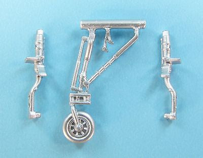 SAC 72107 F-84 E / G Thunderjet Landing Gear for 1/72nd Academy & Italeri Model