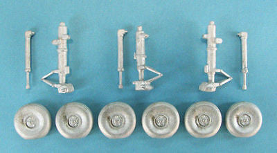 SAC 32070 SA 330 Puma Landing Gear for 1/32nd  Scale Revell / Matchbox Models -