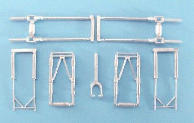 SAC 72032 Lancaster Landing Gear For 1/72nd Scale Revell Model