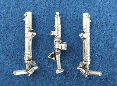 SAC 48073 F-100 Landing Gear For 1/48th Scale Trumpeter Model