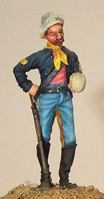 Kit# 9854 - US Cavalry Sgt Indian War