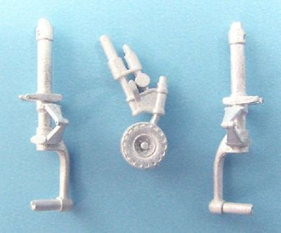 SAC 48142 P-51 Mustang Landing Gear For 1/48th Scale Tamiya, ICM Model