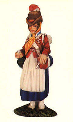 Kit# 9925 - Vivandiere, French Infantry