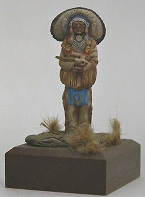 Kit# 9878 - Indian Woodland Chief