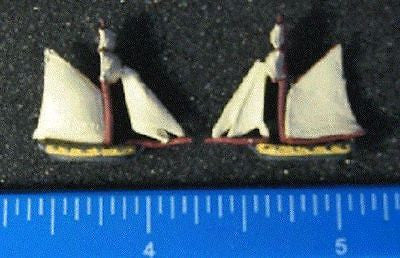 Fighting Sail Kit# 9022 - Top Sail Sloop