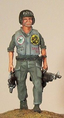 Kit# 9856 - US Helicopter Gunner