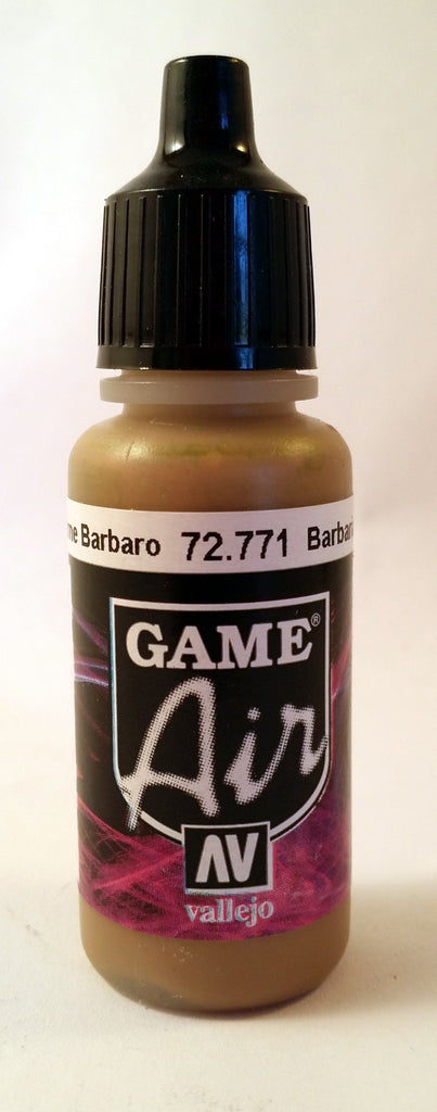 72771 Vallejo Game Airbrush Paint: 17ml Barbarian Flesh