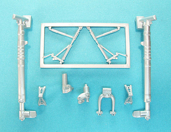 SAC 24008 Hawker Typhoon Mk.1b Landing Gear For 1/24th Scale Airfix Model