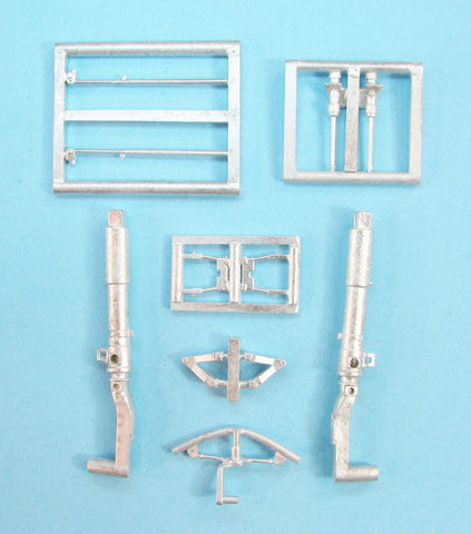 SAC 32121 P-47D/N Thunderbolt Landing Gear For 1/32nd Scale Hasegawa/Eduard Model