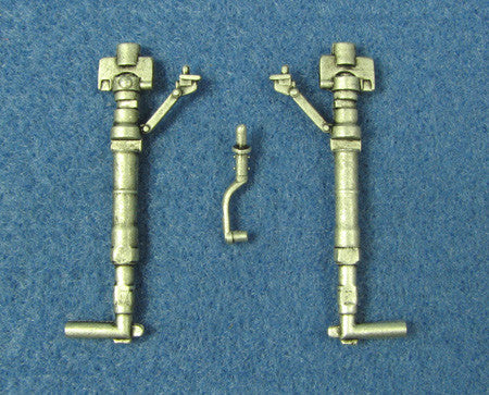 SAC 32024 P-40 Landing Gear For 1/32nd Scale Hasegawa Model