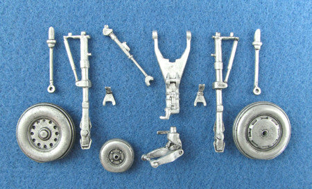 SAC 32030 Mirage lll Landing Gear For 1/32nd Scale Revell Model