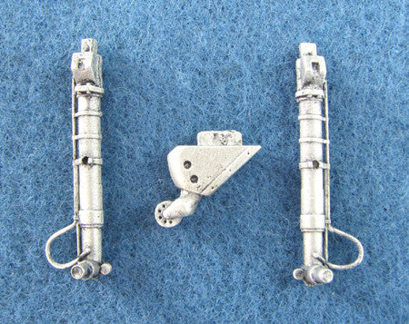 SAC 32042 SBD Dauntless Landing Gear  For 1/32nd Scale Trumpeter Model