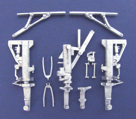 SAC 32047 F-5E Tiger II Landing Gear For 1/32nd Scale Revell or Hasegawa Model