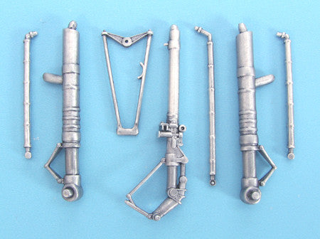 SAC 32060 MiG-29 Landing Gear for 1/32nd  Scale Revell Model