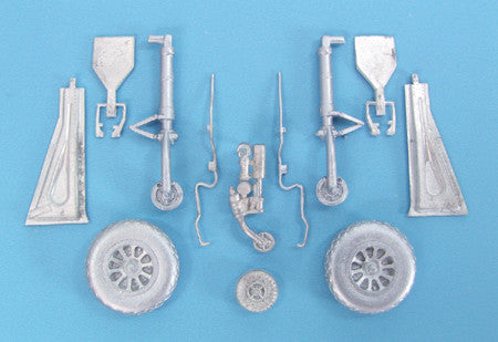 SAC 32061 P-51 Mustang Landing Gear for 1/32nd  Scale Dragon Model