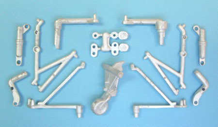 SAC 32066 F3F-3 / Gulfhawk Landing Gear 1/32nd  Scale Revell/ Monogram Model