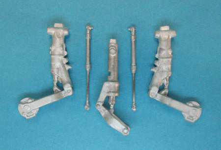 SAC 32071 Hawk 100 Series Landing Gear for 1/32nd  Scale Kinetic Model