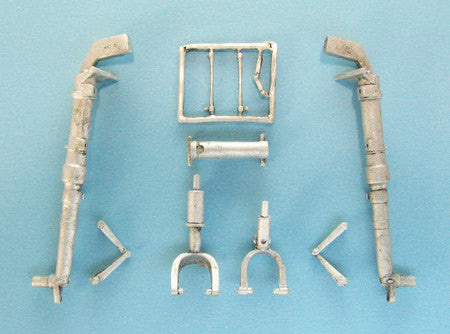 SAC 32078 Messerschmitt Bf 109 Landing Gear For 1/32nd  Revell Model