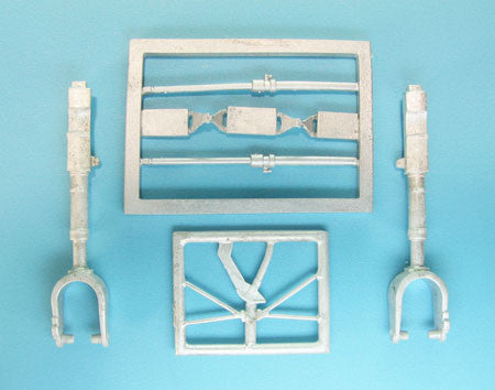 SAC 32087 IAR-81C Landing Gear replacement for 1/32nd  Azur Frrom Model