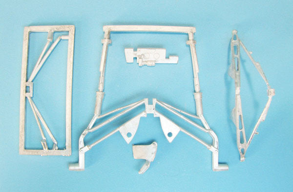 SAC 32089 F4F Wildcat Landing Gear for 1/32nd Scale Trumpeter Model