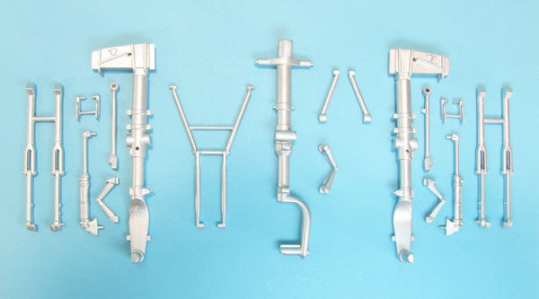 SAC 32090 Dornier Do 335 Landing Gear for 1/32nd Scale Hong Kong Model