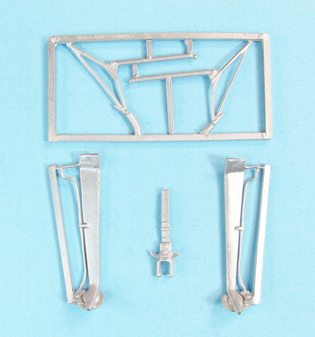 SAC 32113 L-19/0-1 Bird Dog Landing Gear & Eng. Supts. for 1/32nd Scale Roden Model