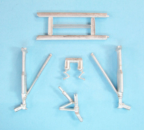 SAC 32119 OS2U Kingfisher Landing Gear For 1/32nd Scale Kitty Hawk Model