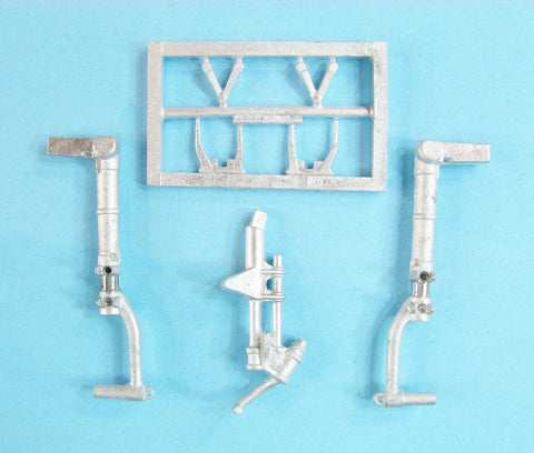 SAC 32129 P-51D Mustang Landing Gear replacement for 1/32nd Revell