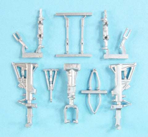 SAC 32134 F-5E Tiger II Landing Gear replacement for 1/32nd Kitty Hawk