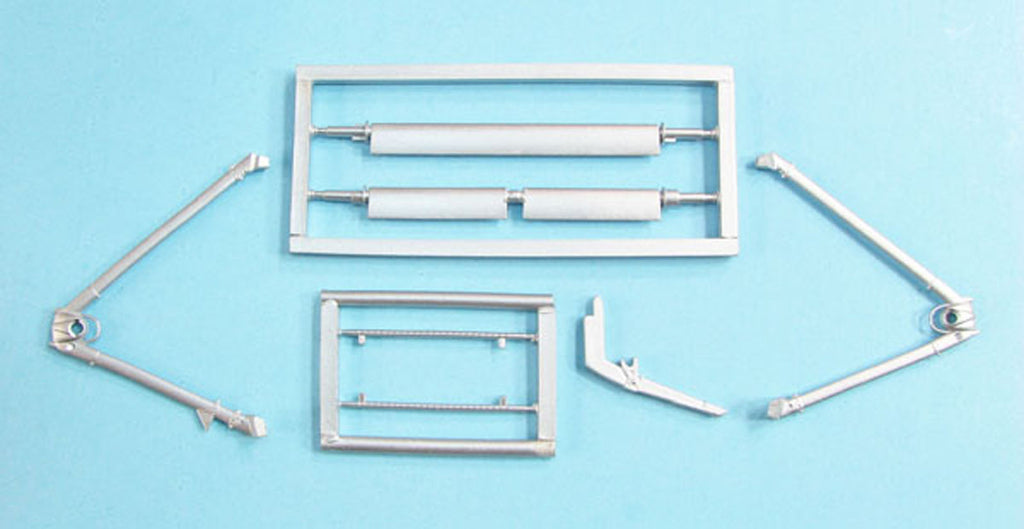SAC 32137 DFW C.V Landing Gear For 1/32nd Scale Wingnut Wings