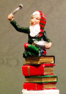 Kit# 9988 - Jule-Nisse - Danish Christmas Character