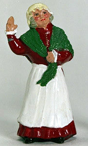 Kit# 9968 - Mrs Santa Claus USA