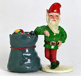 Kit# 9992 - Santa's Elf with Toy Sack